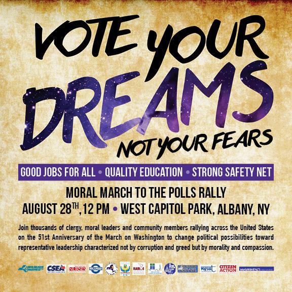 CD: Vote Your Dreams