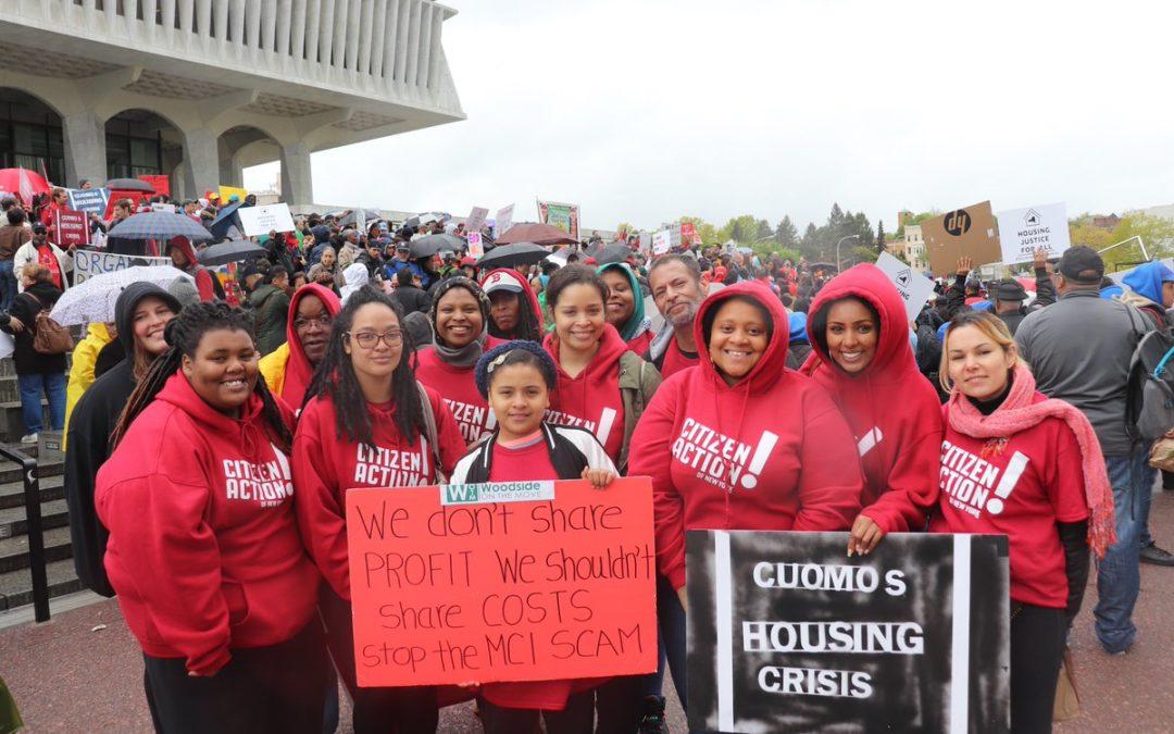 Activist Check In: Cuomo's Housing Crisis