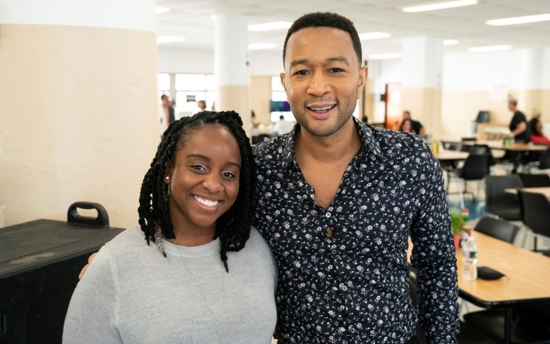 That Time John Legend and I Went to Prison Together