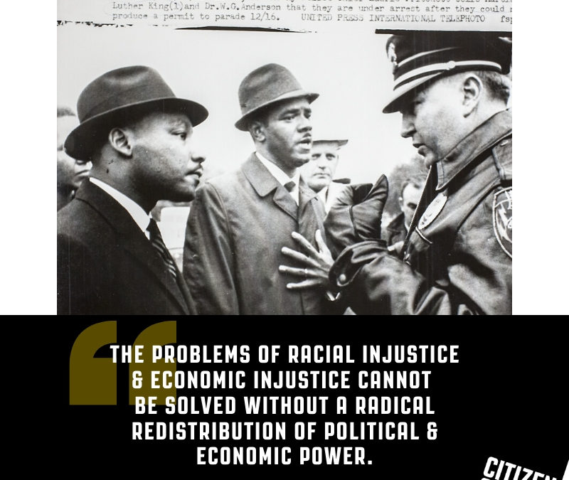 Activist Check-in: MLK Jr. Day, Week Recap