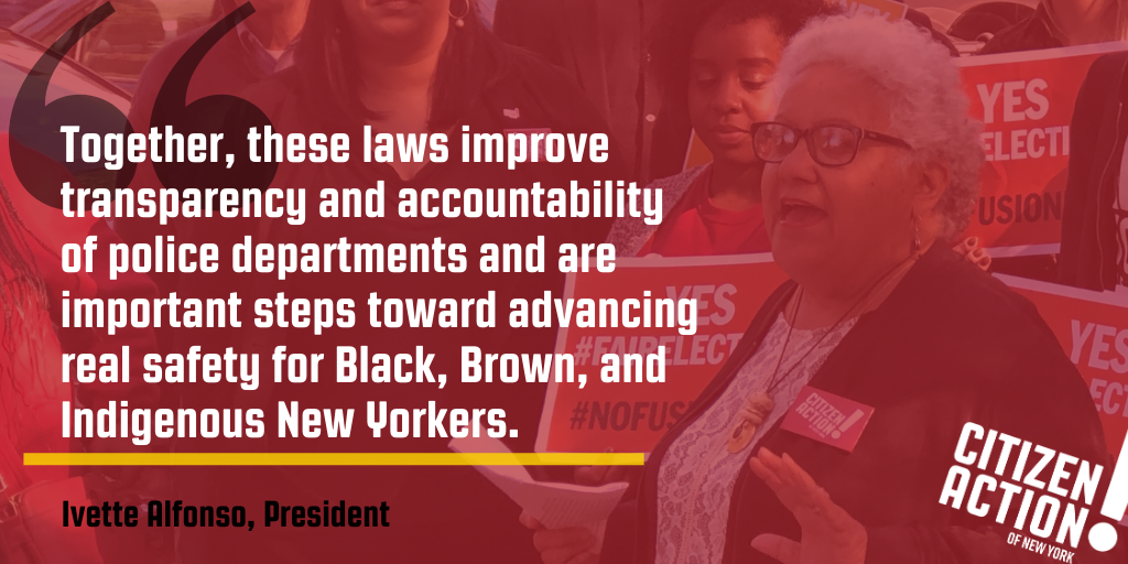 Activist Check-in: Police Reform & Accountability