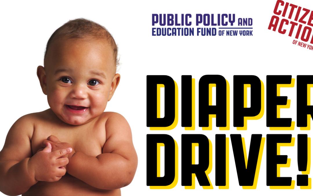 Diaper Drive!